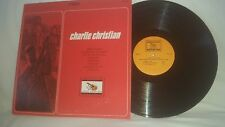 CHARLIE CHRISTIAN - CHARLEY CHRISTIAN - EVEREST RECORDS FOLK & JAZZ LP FS-219