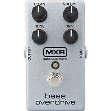 MXR - BASS OVERDRIVE M89
