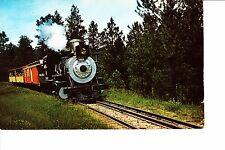 Black Hills Central Railroad  Baldwin Steam Locomotive 1960s