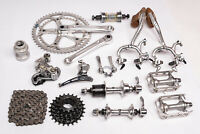 Vintage Shimano 600EX Bicycle Groupset Racing Bike Group Set 6200 Parts