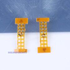 2x Intel LGA 771 to 775 mod sticker adapters Xeon Quad cpu - Core 2 Q9400 QX9650
