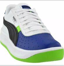 Men's PUMA GV Special Shoes Size 9 White/Blue/Black Brand NEW