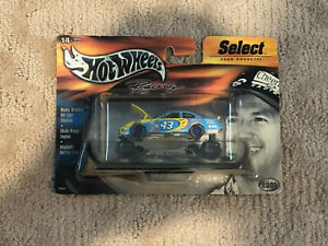 2001 Hot Wheels Select 1:64 John Andretti #43 Cheerios Die-Cast Car