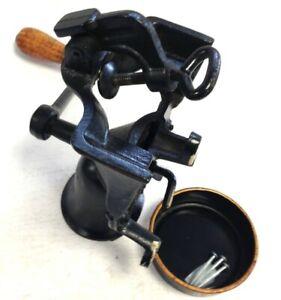 Vintage Spong And Co Ltd Hand Coffee Grinder No. 1 Grinder Made In England