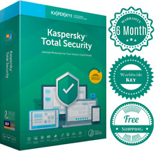 Kaspersky Total Security 2020 / 1 Device / 1 Year / GLOBAL-KEY
