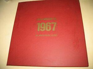 RAI  ALBUM GATEFOLD 2 LP MINT VOCI E IMMAGINI 1967,MINA,TOTO'HIT PARADE,CORI RAI