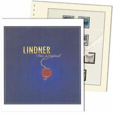 Feuilles pré imprimées Lindner-T France blocs souvenirs 2020.
