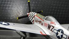Aircraft Airplane Military Mustang Vintage Air Craft Fighter Plane WW2 1 48