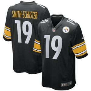 JuJu Smith-Schuster Pittsburgh Steelers Nike Youth Game Jersey - Black