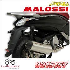 3215157 MARMITTA MALOSSI RX omologata PIAGGIO BEVERLY Sport Touring 350 ie LC e3