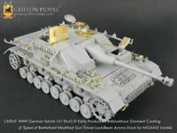 Griffon L35043 1/35 Sd.kfz.167 StuG.IV Early Production For Dragon 6576 6520