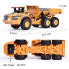 Articulated r/c Dump Truck Toy Excavator Diecast Masters 2.4GHz Remote control