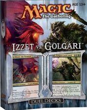 MtG ~ IZZET vs. GOLGARI Sealed Duel Decks Magic the Gathering Foil Jarad Lich