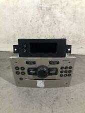 2008 Vauxhall Corsa CD30 MP3 CD Radio Stereo + Display Unit 13254191