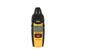 Stanley Stud Finder Laser Intellisensor Pro LCD Display Detects Nails Live Wire