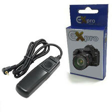 Ex-Pro® Remote switch shutter release cable for Sigma SD9, SD10, SD14