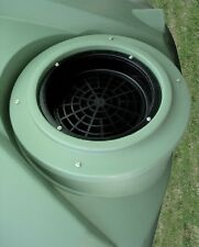 Polychoice 2000L Round Rain Water Tank-  Free Delivery Melbourne Metro