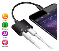 NEW USB-C to 3.5mm Audio / USB-C Charger 2-in-1 Adapter, Samsung Android MacBook