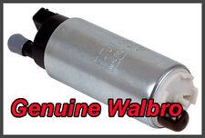 Walbro 255LPH High Performance Universal Fuel Pump & Install kit #42