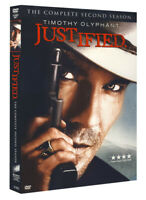 JUSTIFIED - THE COMPLETE (2ND) SECOND SEASON (BOXSET) (DVD)