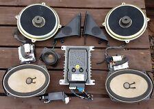 Mazda RX8 RX-8 Bose Speaker and Amp set Retrofit kit car T4 T5