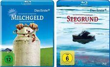 2 Blu-rays * KLUFTINGER KRIMI SET : MILCHGELD + SEEGRUND # NEU OVP %