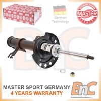 GENUINE MASTER-SPORT GERMANY HD FRONT LEFT SHOCK ABSORBER VAUXHALL OPEL