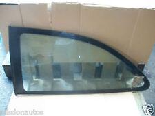 MG ZR ROVER 200 BUBBLE 25 STREETWISE 3DOOR NEARSIDE PASSENGER REAR QUARTER GLASS