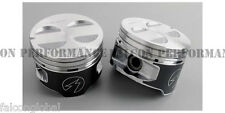 Ford 302/5.0 Sealed Power Hypereutectic Coated Pistons Set/8 STD 1996-2000 rings