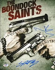 Norman Reedus & Sean Patrick Flanery Signed Boondock Saints 11x14 Photo PSA/DNA
