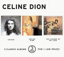 3 Pak: Unison / Celine Dion / Colour of My Love