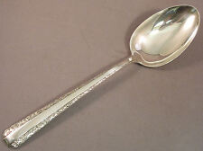 CANDLELIGHT- TOWLE STERLING TABLE SERVING SPOON