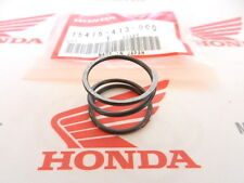 Honda GL 500 Spring Oil Filter Element Setting Genuine New