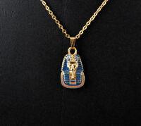 Colgante Tut Ankh Amon Tutankamon Egipto Color