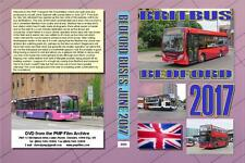 3555. Bedford. UK. Buses. June 2017. We return to Bedford and centred on the bus