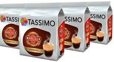 4 x Packs Tassimo Marcilla Espresso T Discs Pods - 64 T Discs 64 Expresso Drinks
