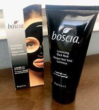 Boscia Luminizing Black Mask 2.8oz/80g Full Size - New and Sealed in Box