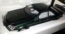 KK-Scale 1:18 Mercedes-Benz 600 SEC (C140) Bouwjaar 1992 groen metallic nieuw in