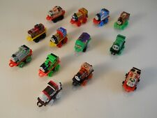 Thomas The Train Minis Lot Of 13 Wonder Woman, Joker, Mummy, Football