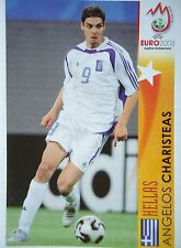 Panini 518 Angelos Charisteas Hellas UEFA Euro 2008 Austria - Switzerland
