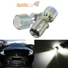 2pcs HID White 1157 2357 4-CREE LED Bulbs For Car Backup Reverse Lights