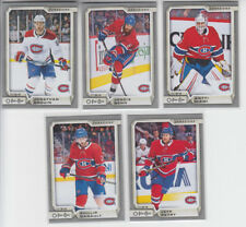 18/19 OPC Montreal Canadiens Antti Niemi Silver card #240