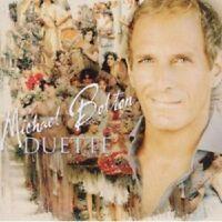 MICHAEL BOLTON - DUETTE  CD 14 TRACKS NEW