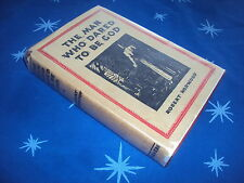 Robert Norwood THE MAN WHO DARED TO BE GOD 1st 1929 HC rare DJ -A Story of Jesus