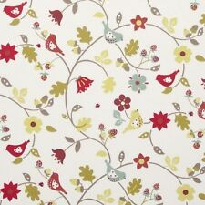 Clarke and Clarke Bramble Spice Floral Design Curtain Upholstery Craft Fabric