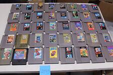 Lot of 40 Original Nintendo Nes Games River City Ransom, Lolo 2, Popeye, Zelda