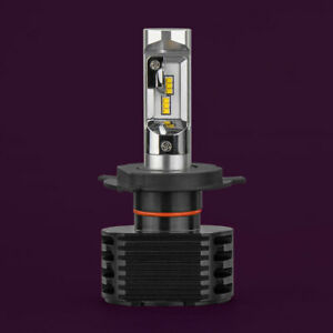 Motorcycle H4 LED Headlight Conversion Kit