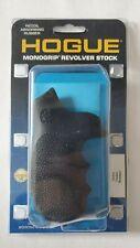 Hogue 73000 Monogrip Revolver Stock;  Fits Taurus & Tracker; soft rubber