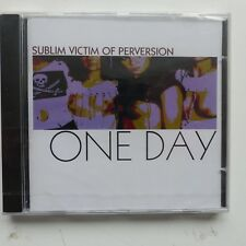ONE DAY Sublim victim of perversion  TIMID TIMCD001  CD ALBUM