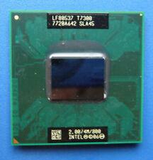 Intel Core2 Duo Mobile 2 GHz 800 MHz 4 MB   SLA45   LF80537   T7300